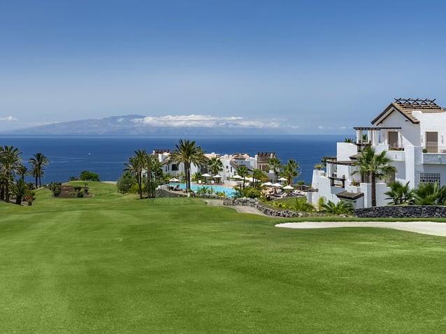 En Abama Resort Tenerife encontrarás una amplia gama en casas de lujo.