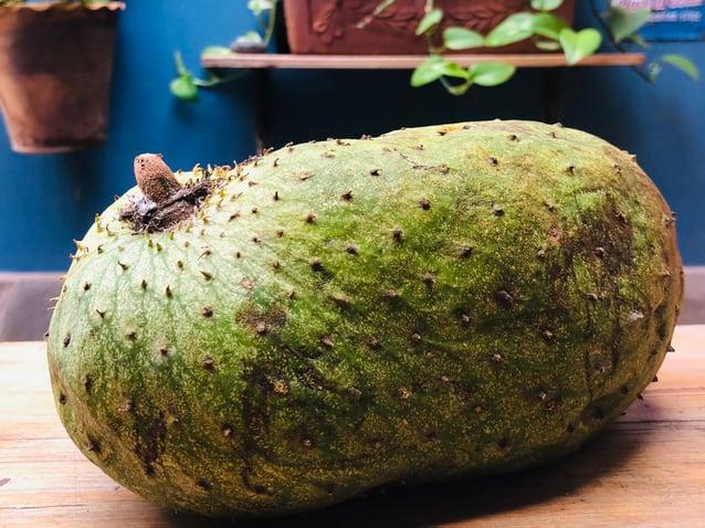 Frutas tropicales: conoce la guanábana