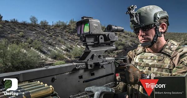 Trijicon: The Best Military Grade Optics Available