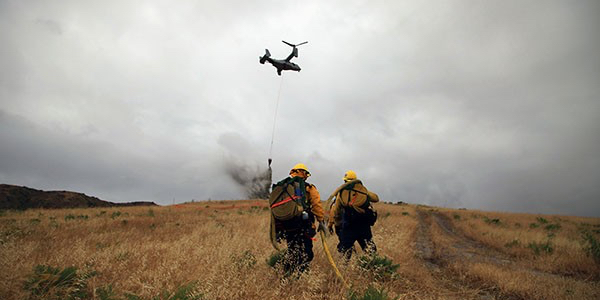 5 Most Important Tools of a Wildland Firefighter
