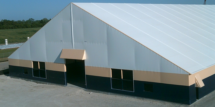 10 years in business, Legacy Buildings, Top 10 Buildings, Tension Fabric Structures, Fabric Buildings