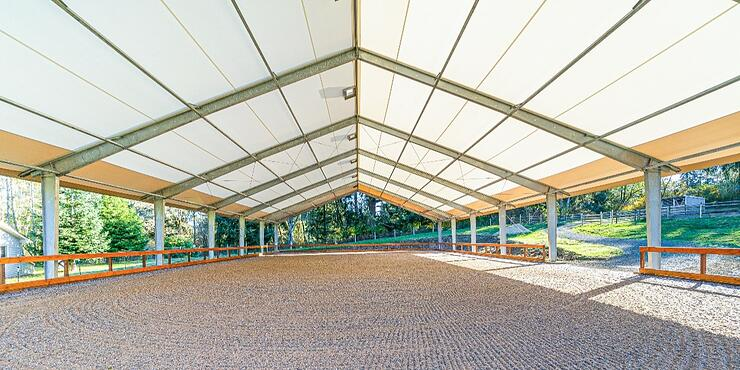 Tension Fabric Riding Arena