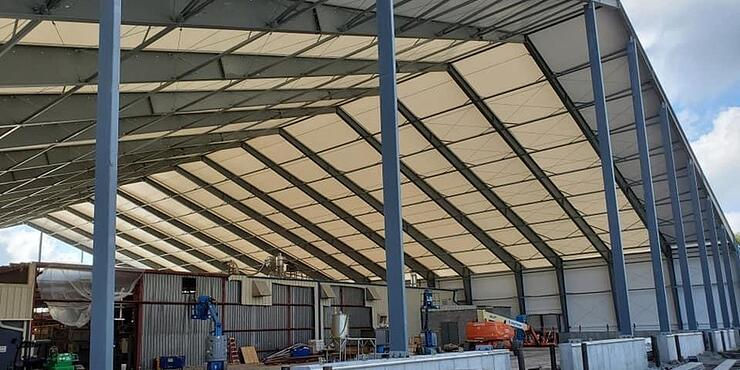 Tension Fabric Structures Talking Points for General Contractors