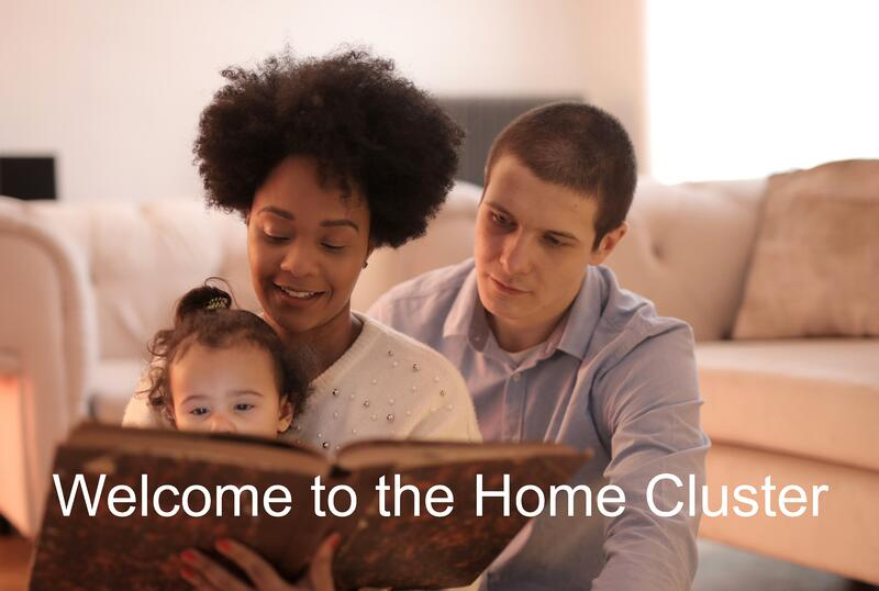 Home cluster welcome