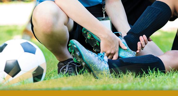 Training the Athletic Trainers and Staying Healthy