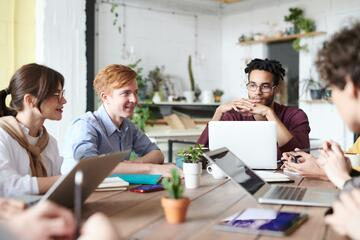 5 New Company Culture Trends for 2021
