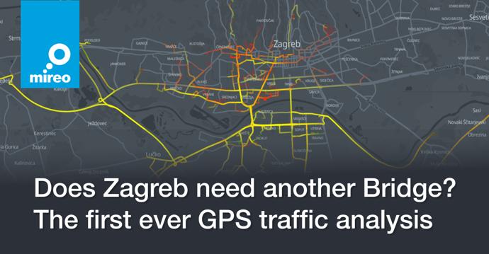Does Zagreb need another Sava bridge?