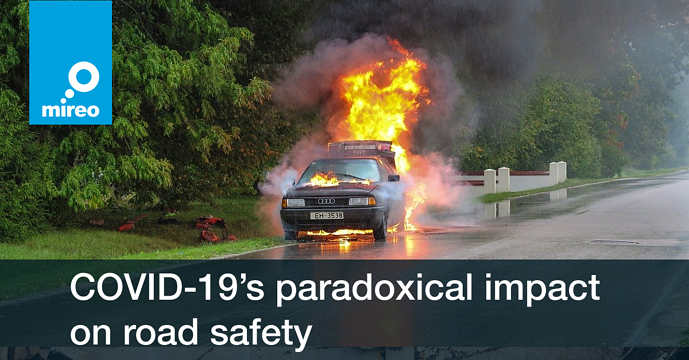 COVID-19's paradoxical impact on road safety