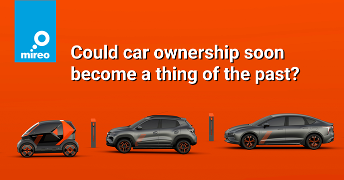 Could car ownership soon become a thing of the past?