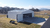 Aircraft hangar homes