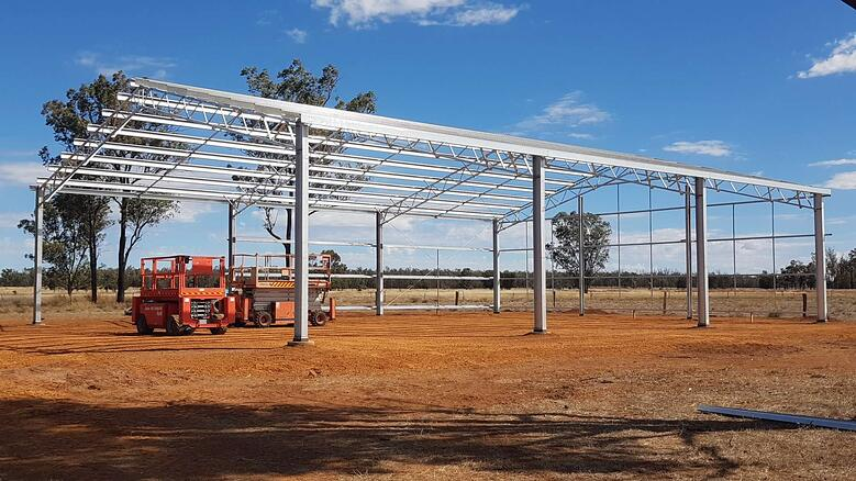 How easy is a steel kit shed to assemble?