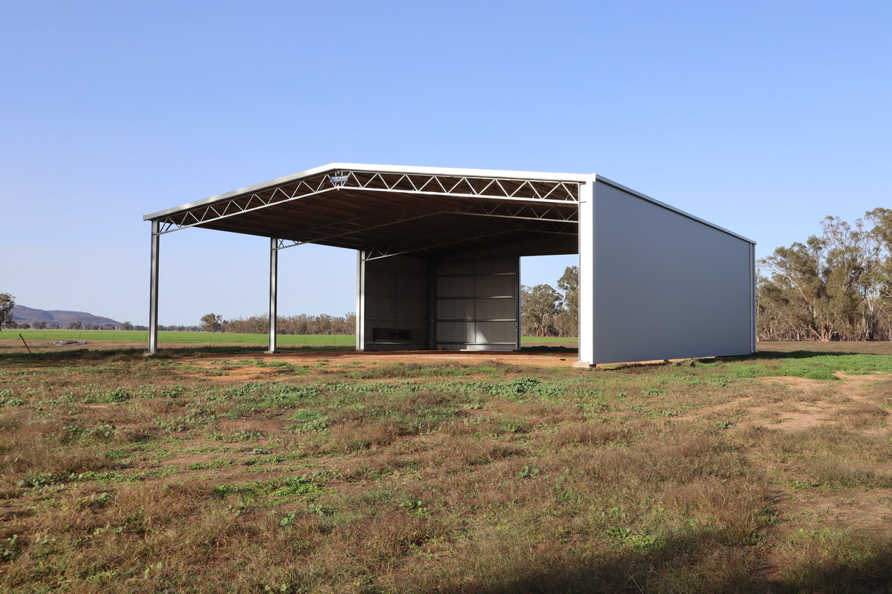 What you need to know when building a farm shed