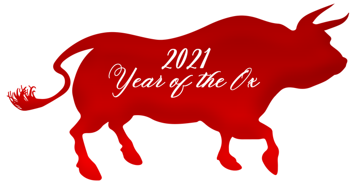 2021 Year of the OX... and a Bull China story