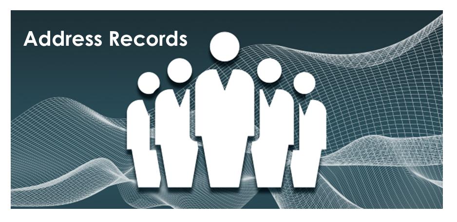 usps address records