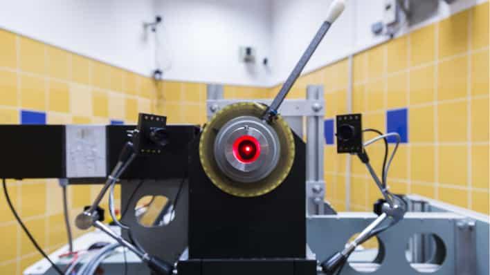 maquina de radioterapia de protones