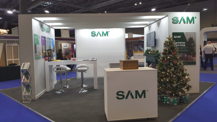 A festive throwback to Jewson Live 2019