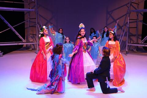 The Show Must Go On - the value of a school production