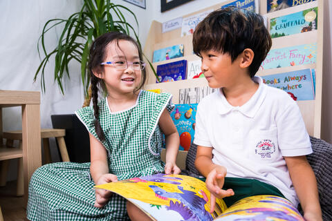 6 ways to help your child develop early reading skills