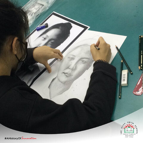 Secondary Weekly Highlights: Behind the Easel