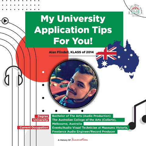 Applying to ... Australian Universities