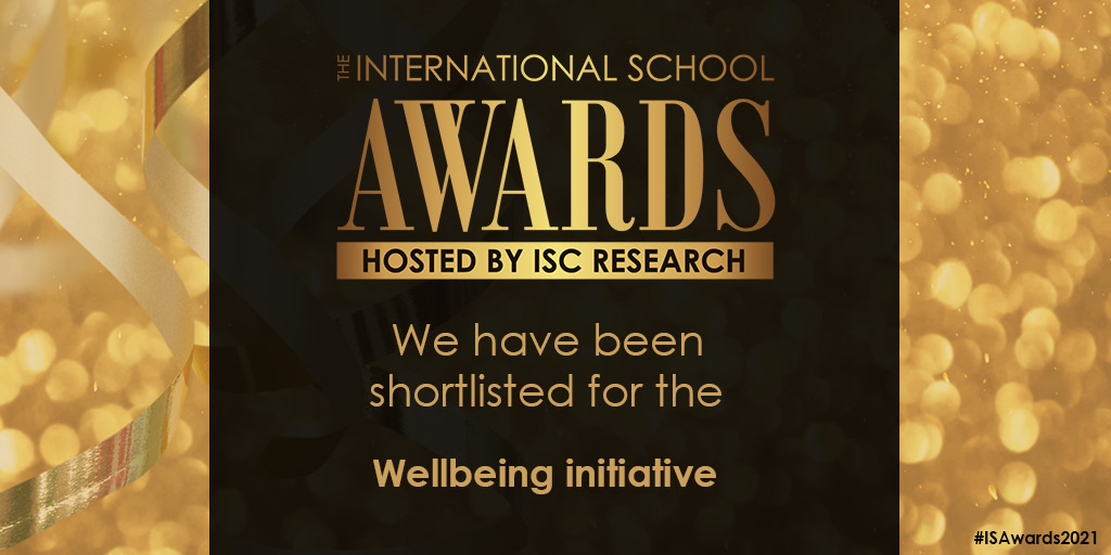 Alice Smith is Shortlisted in the ISAs!