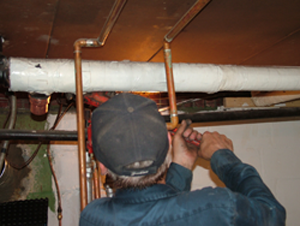 Bornstein provides plumbing repair services in NJ.