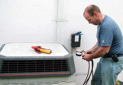 Contact Bornstein Sons for your annual Air Conditioning Tune-Up Service