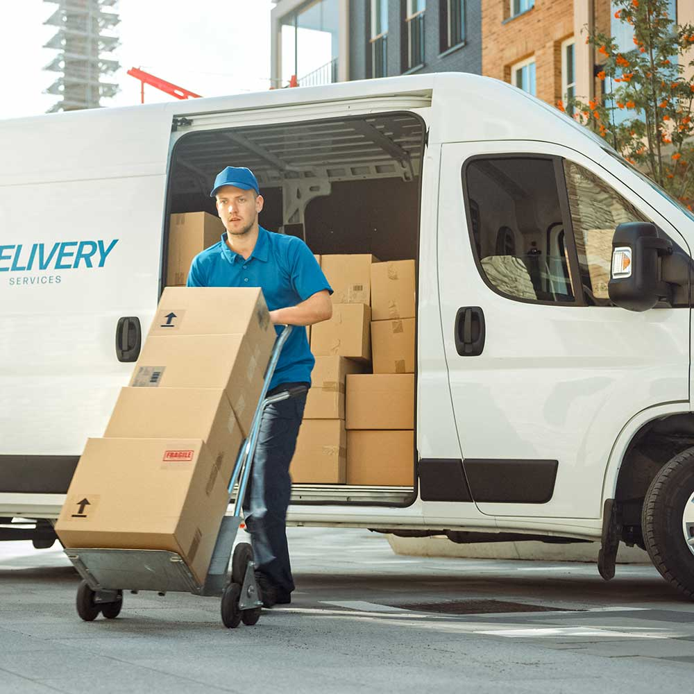 Get Your Business Moving with a PrimeWay Commercial Vehicle Loan