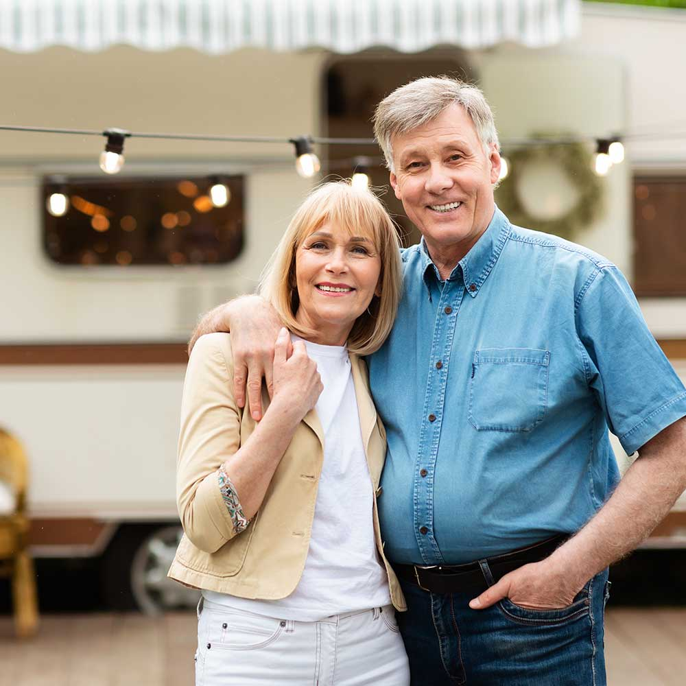 Your RV. Your Affordable Loan.