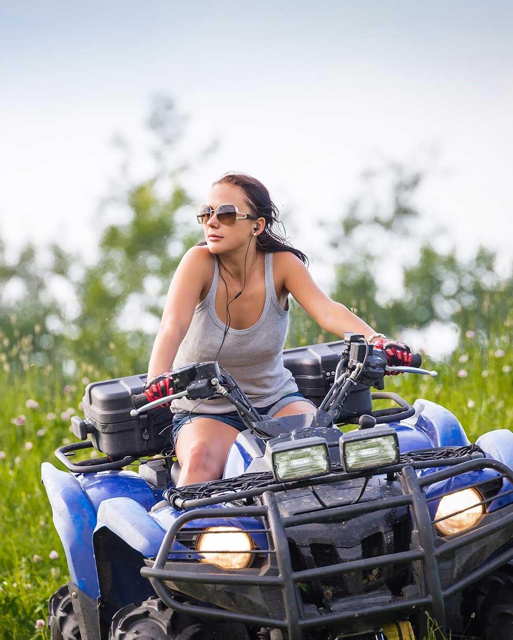 PrimeWay ATV Loan Features