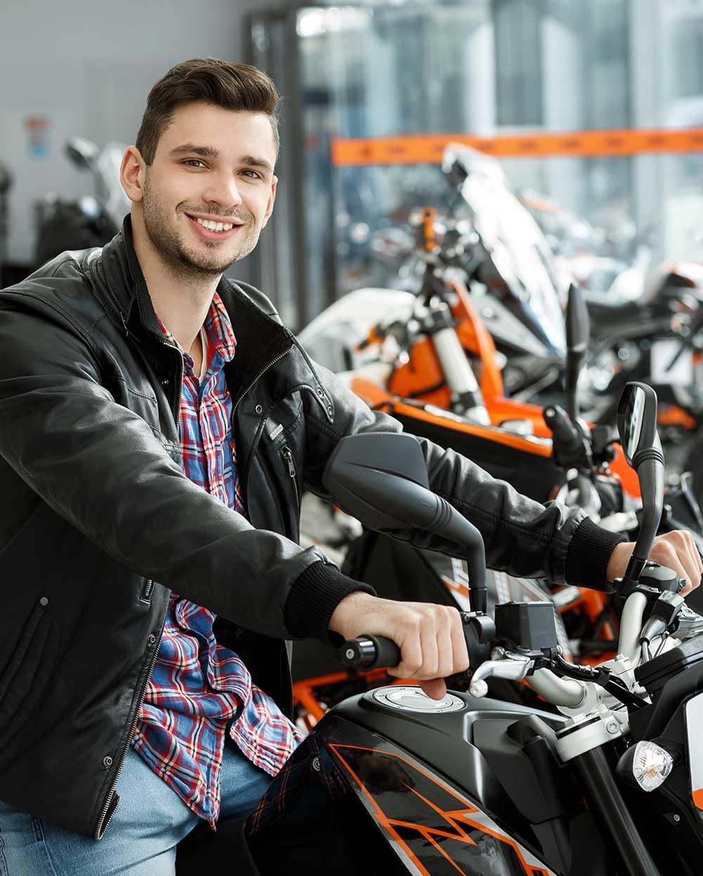 PrimeWay Motorcycle Loan Features