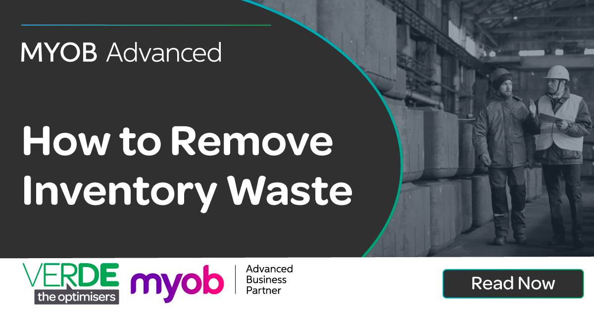 How To Remove Inventory Waste