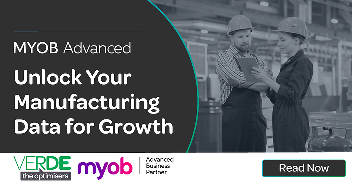 Unlock Your Manufacturing Data for Growth