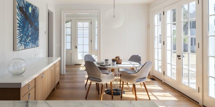 Vermont Plank Flooring Rift Sawn White Oak