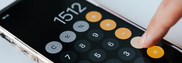 Using Calculator App on Smartphone FAQ