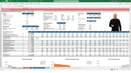 PFIM Model Fam - Screenshot