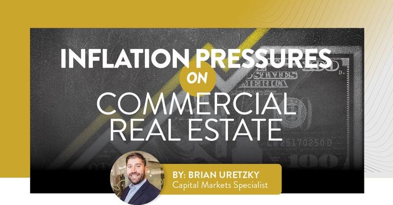 Inflation Pressures on Commercial Real Estate