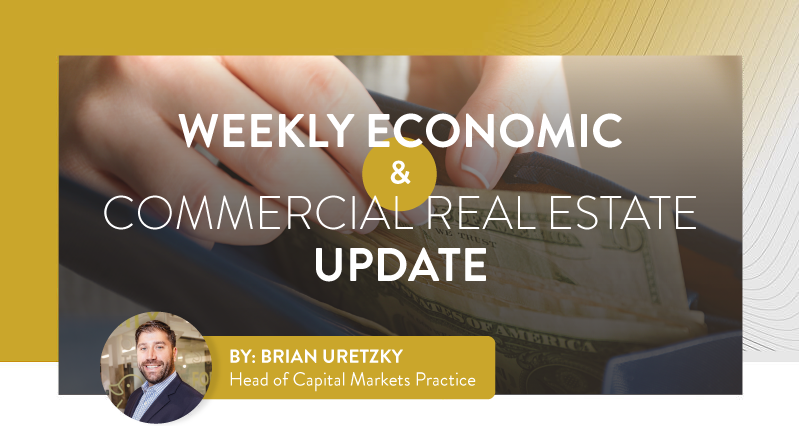 Weekly Economic and Commercial Real Estate Update September 14th