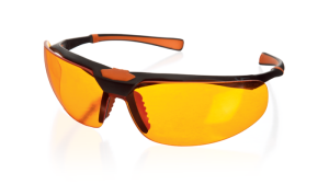 Orange lens protection