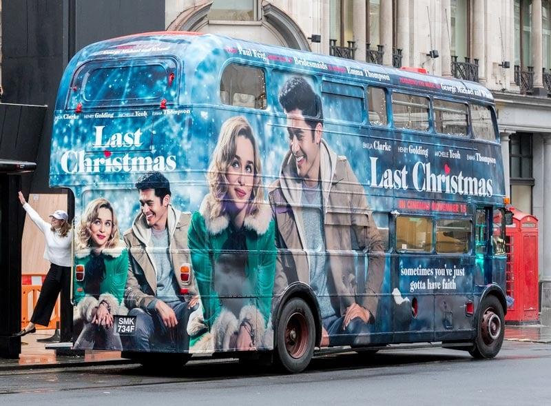 PR launch Last Christmas movie