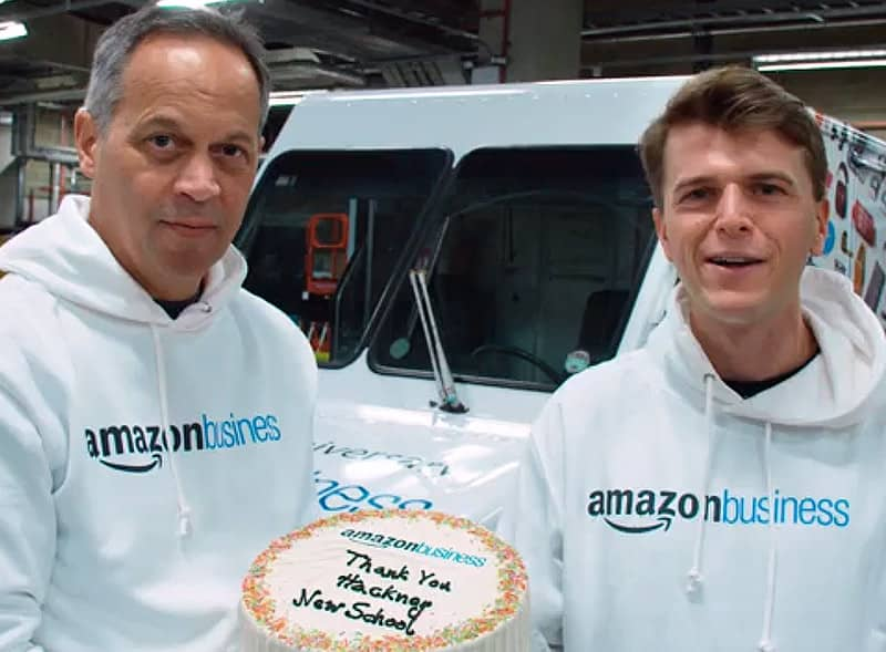 Amazon Business Cake
