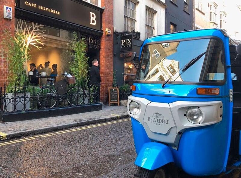 Belvedere Tuktuk
