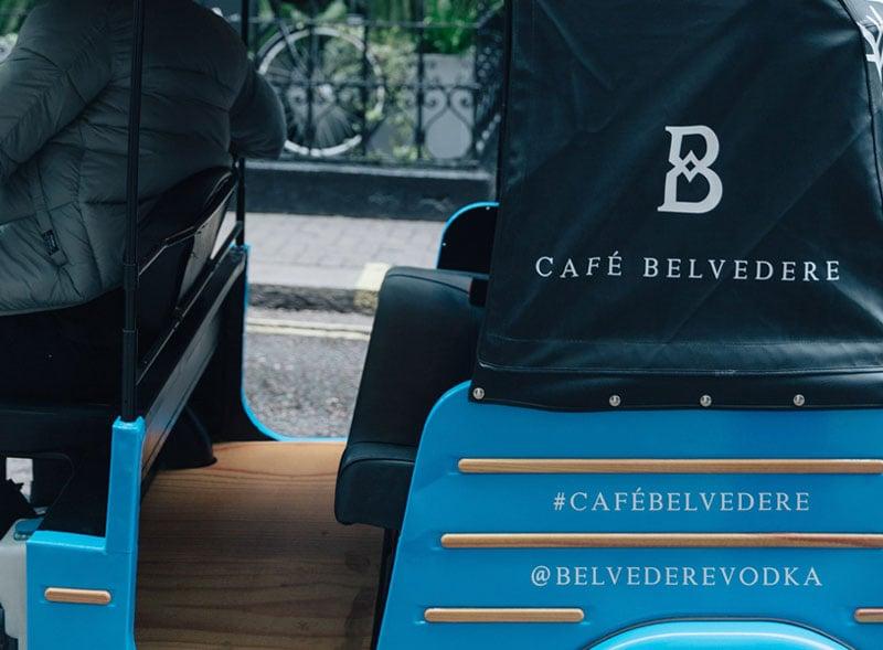Belvedere Tuktuk Rental