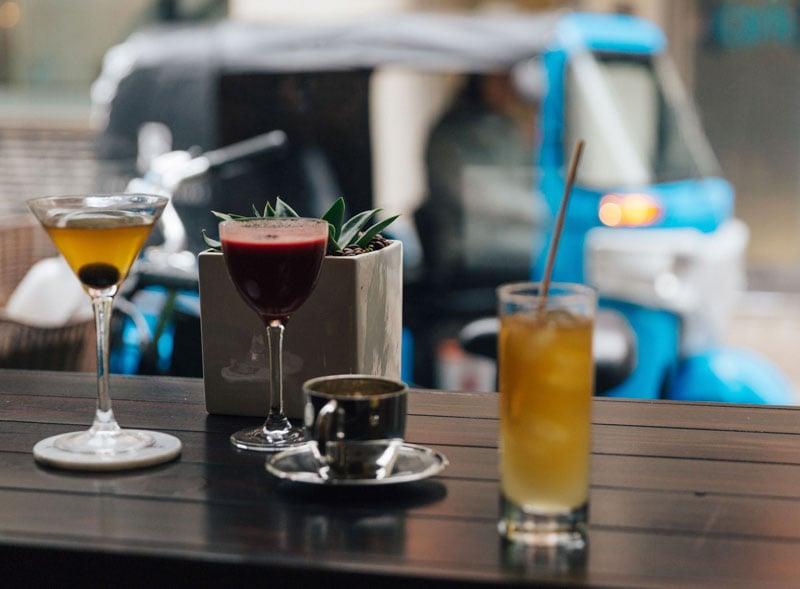 Belvedere Cafe Tuktuk