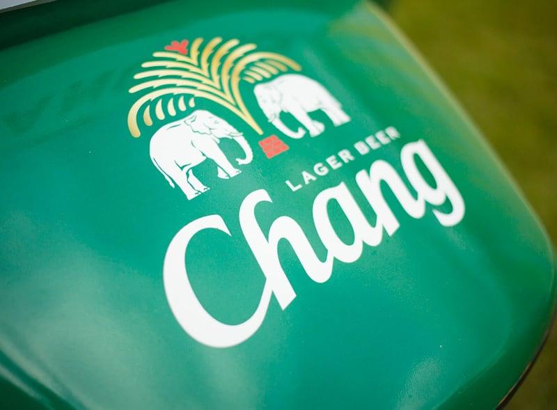 Chang Beer Rickshaw