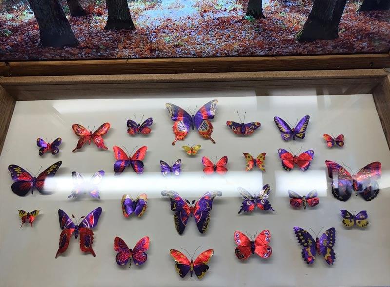 Creme Egg Butterfly Art