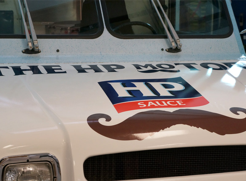 Movember HP SAUCE
