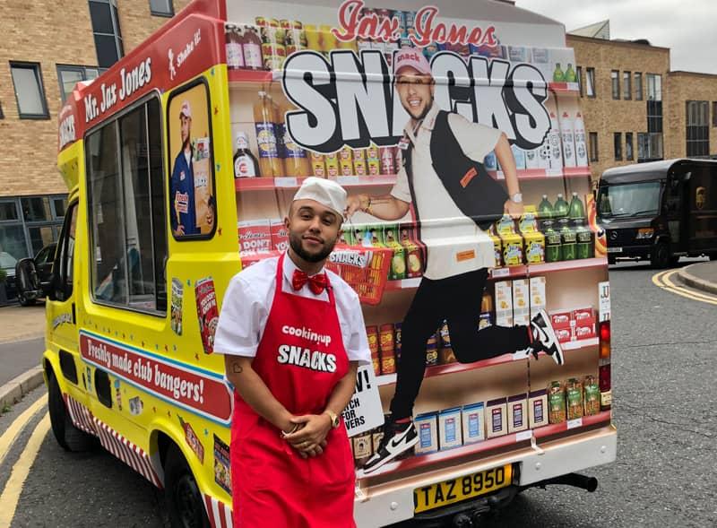 Jax Jones Ice Cream