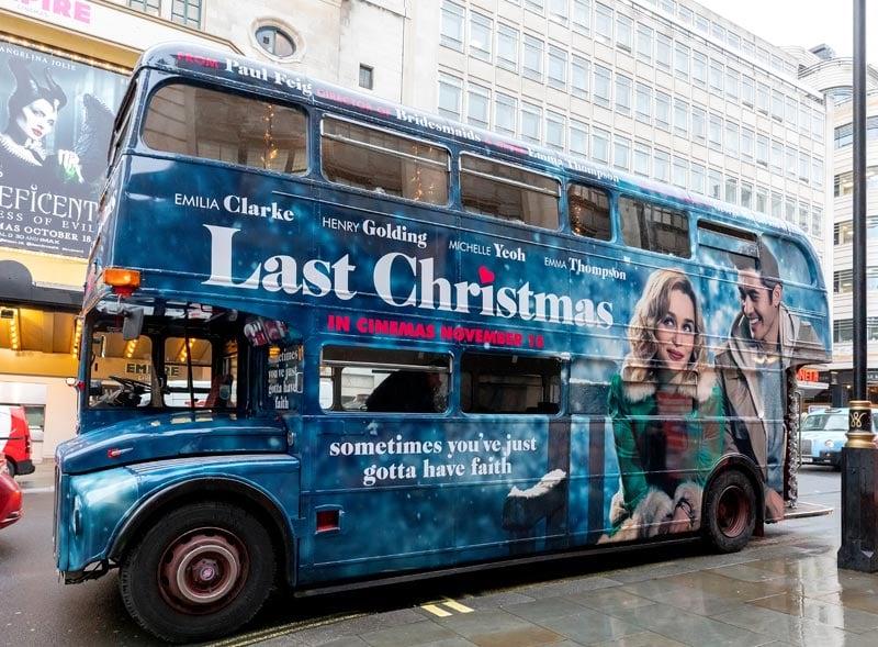 Last Christmas Movie PR Launch