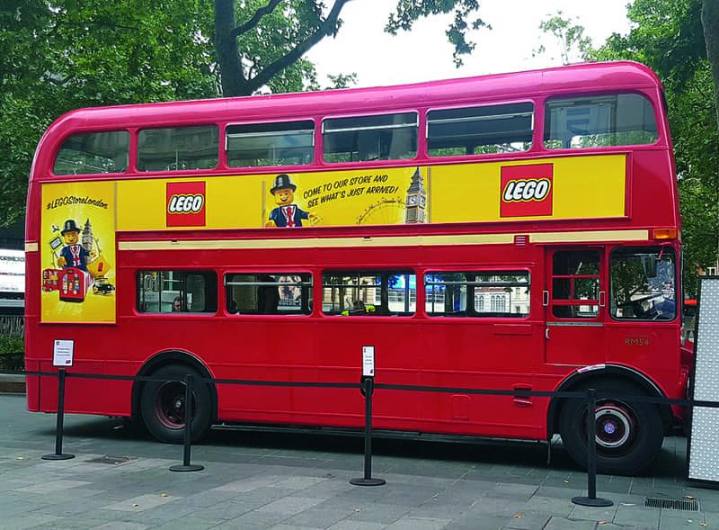 Custom Branded Busses